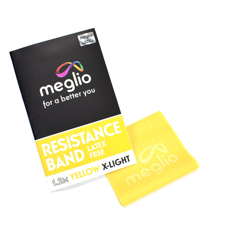 Meglio - Exercise Bands perfect for rehabilitation