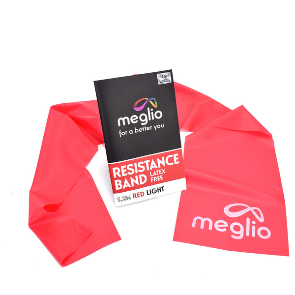 Meglio Exercise Band - Red Light