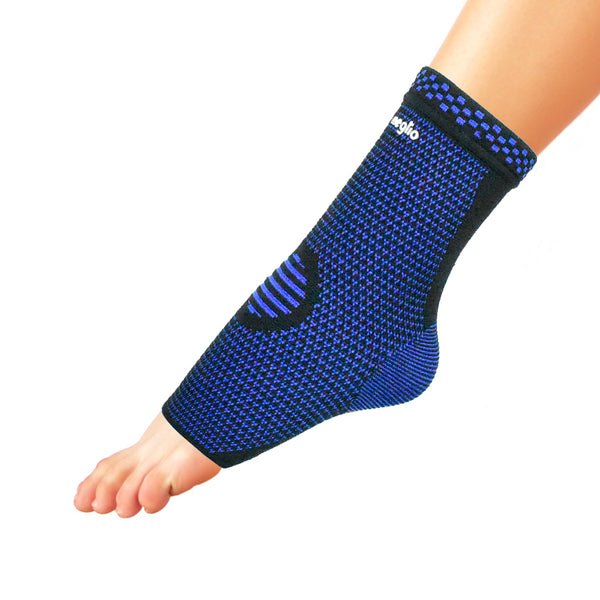 ankle support sleeve compression