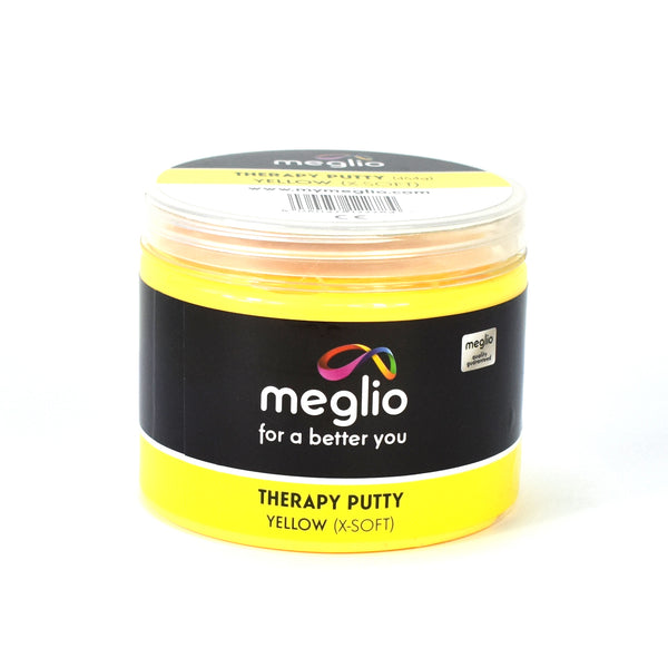 Hand Therapy Putty 454G - Yellow Extra Soft