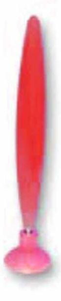 Red silicone pen