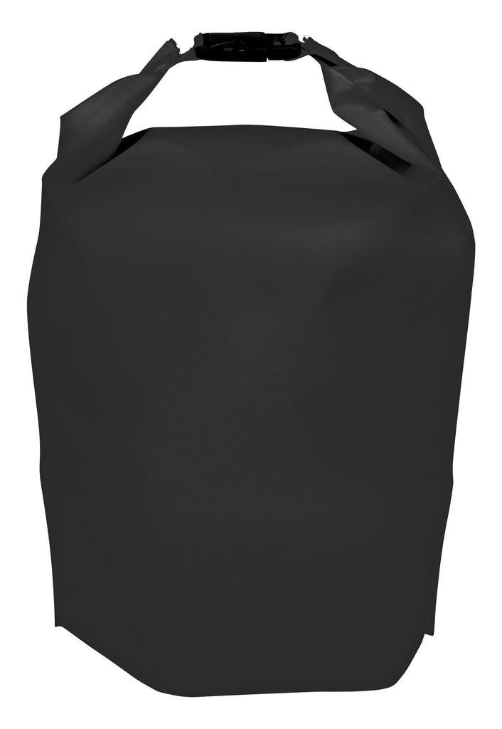 Dark grey waterproof beach bag