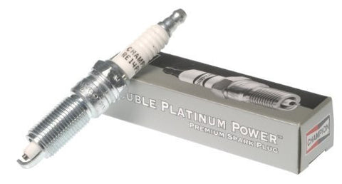 Champion RS14PYP5 (7013) Double Platinum Spark Plug, Pack of 1