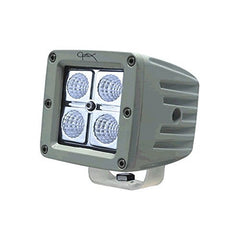Hella H71020211 Optilux Cube 4 LED Driving Lamp