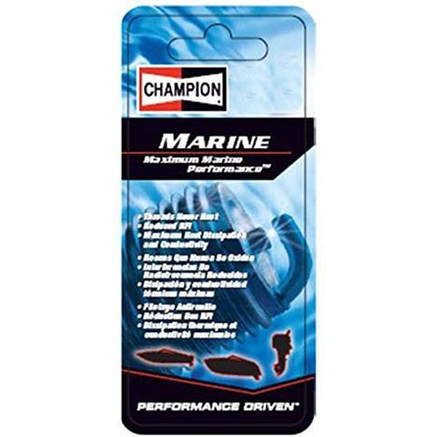 Champion QL6V, BUZ8H (886-1M) Marine (Pack of 1)