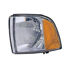 1999-2000-2001 Dodge Ram 1500 & 1999-2002 Ram 2500 3500 Full Size Pickup Truck Sport Model Park Corner Light Turn Signal Marker Lamp Left Driver Side (99 00 01 02) - Hopek Hardware Plus