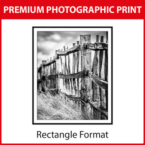 Premium Photographic Print - Rectangle Format