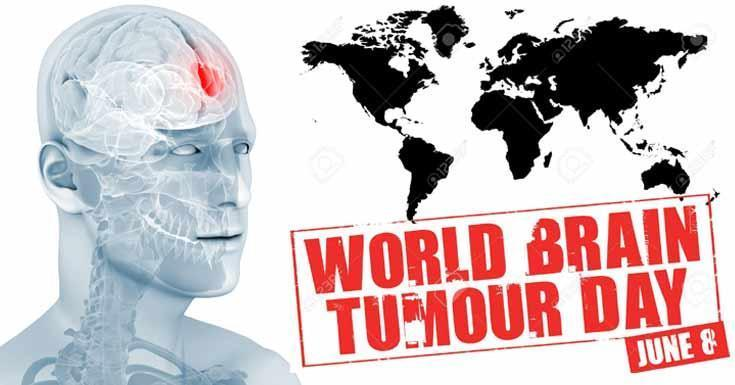 World Brain Tumor Day: Let's Spread brain tumor Awareness on June 8