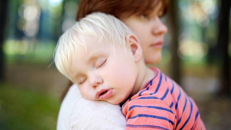Using, and even just thinking about portable media may disrupt kids' sleep