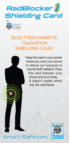 Radiation Shielding Card