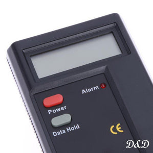 Smart&Safe Electromagnetic radiation tester DT-1130 50Hz-2000MHz Digital Electromagnetic Radiation Detector