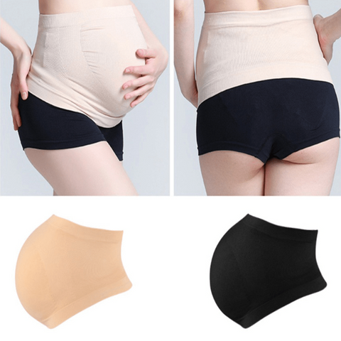 Smart&Safe EMF Solutions Buy One Get One FREE EMF Blocking Maternity Belly Band 1+1