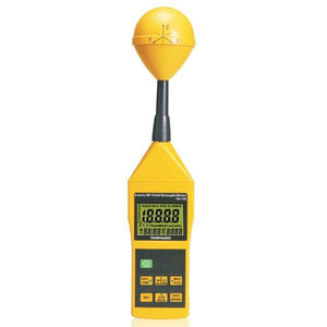 Smart&Safe EMF Solutions Electromagnetic radiation tester TENMARS TM-196 3-Axis RF Field Meter