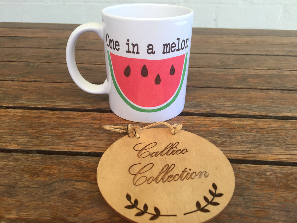 One In A Melon Mug