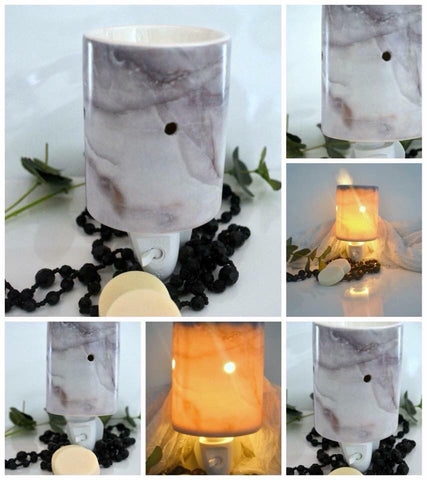 Marble Look Plugin Melt Warmer