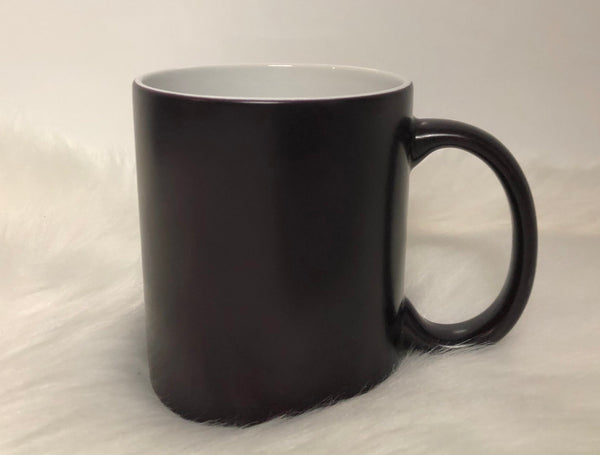 Cup of Fuckoffee Colour Changing Mug
