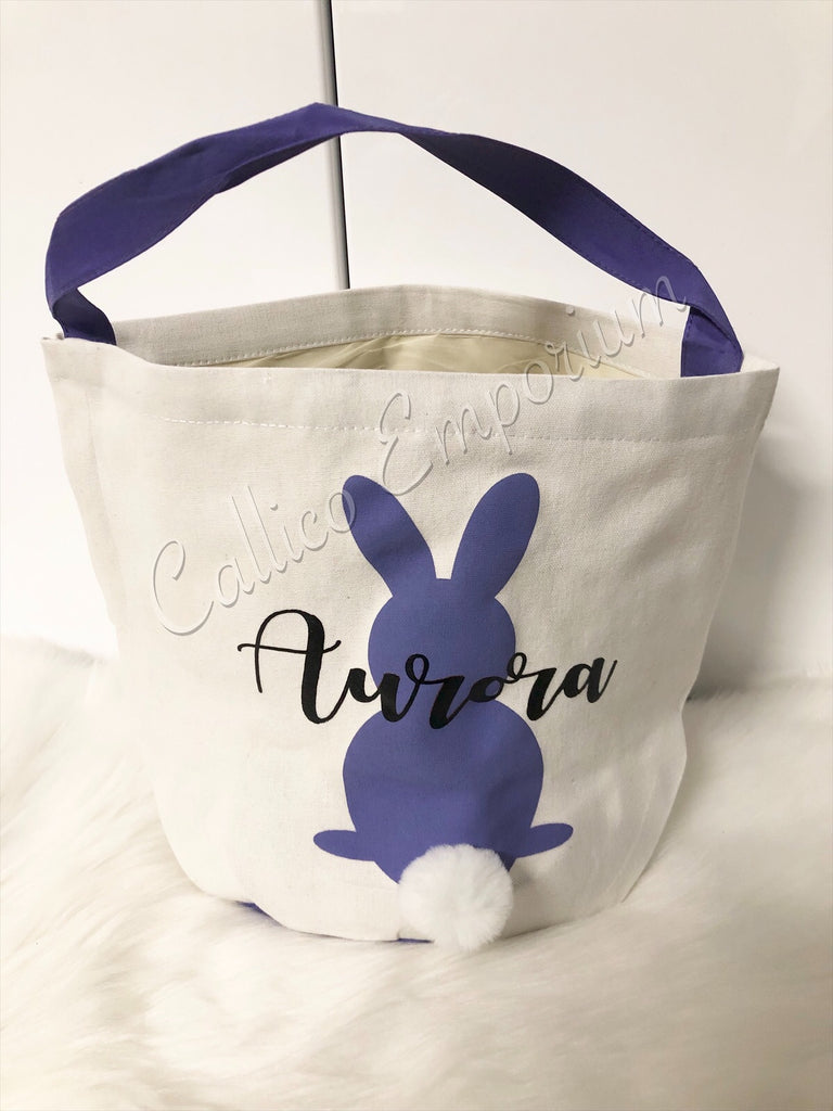 Personalised Bunny Bags Easter