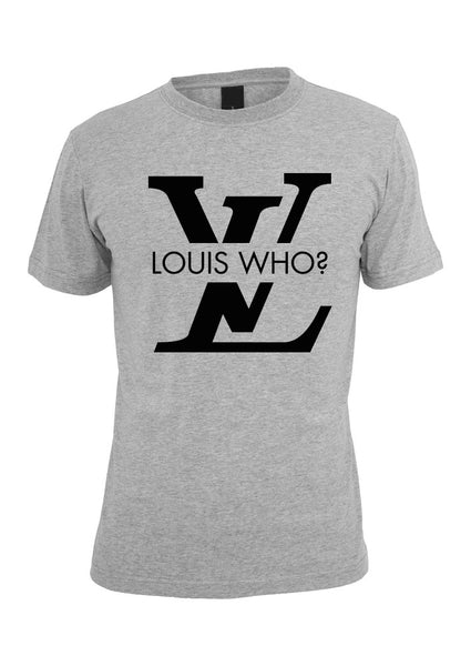 LV - Louis WHO? Tee Black