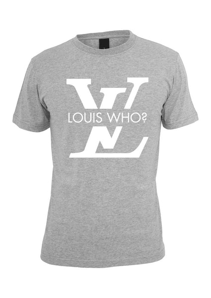 LV - Louis WHO? Tee White