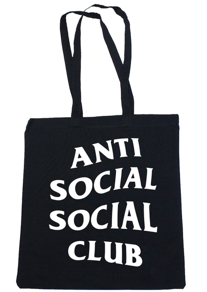 Anti Social Social Club Cotton Bag
