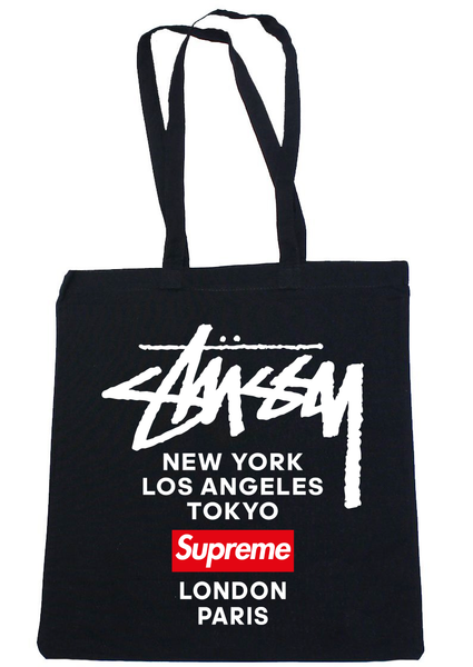 Stüssy Supreme Cotton Bag