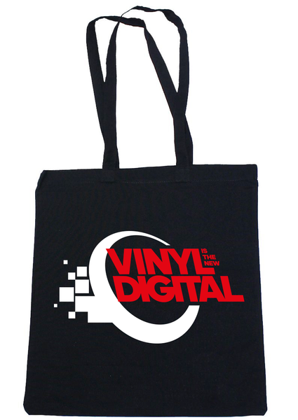 Vinyl Digital Cotton Bag