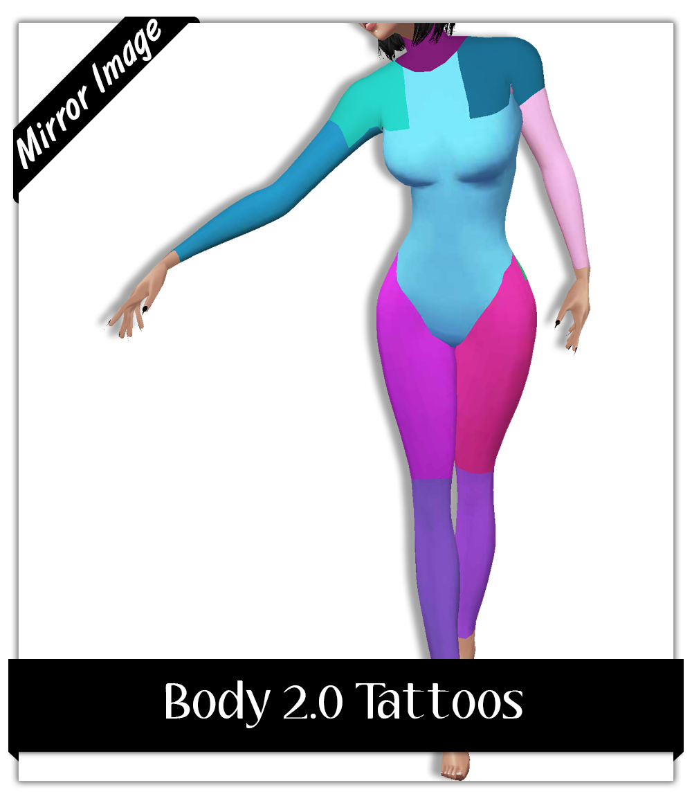 Basic Mesh 2.0: Tattoos