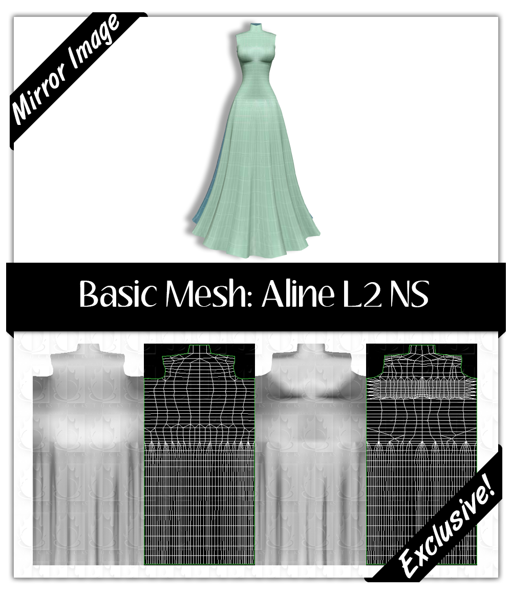 Basic Mesh: Aline L2 No Stretch