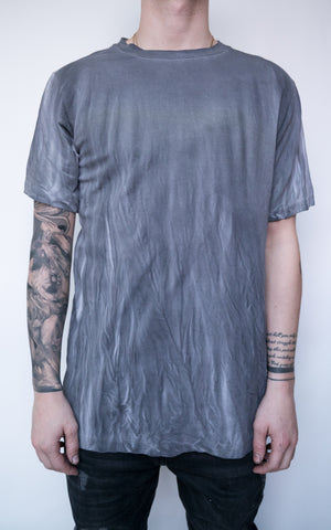 DYED T-SHIRT - CHARCOAL