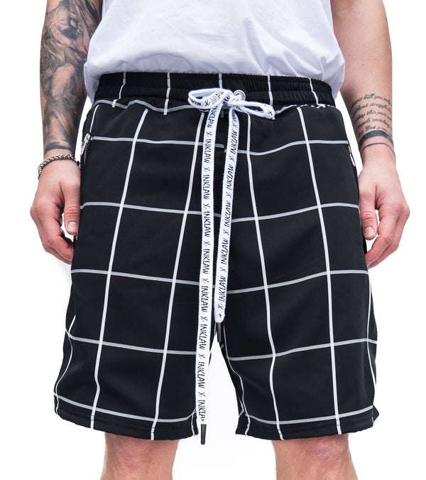 CHECKERED SHORTS