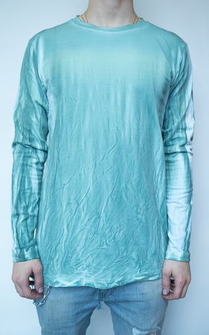 DYED LONG SLEEVE - MINT
