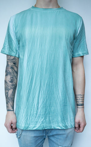 DYED T-SHIRT - MINT