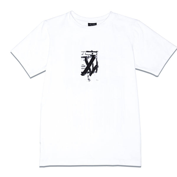 ONYX TEAR T-SHIRT - WHITE