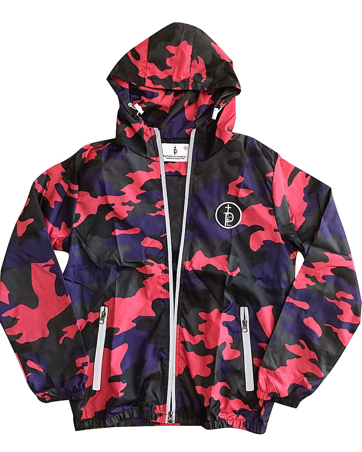TPE 3M Camo Raptor Windbreaker