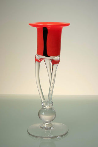 Candlestand red