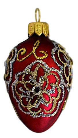Long ornament 18