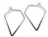Love and Madness Diamonds Hoops