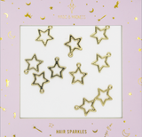 MAGIC and MADNESS STAR Hair Charms for braids