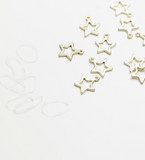MAGIC and MANIFEST STAR Hair Charms