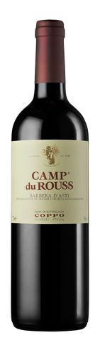 Barbera d'Asti DOCG Camp Du Rouss 2017