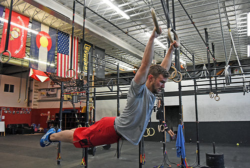 The Open Is Around the Corner: Here Are Your Muscle Up Resources
