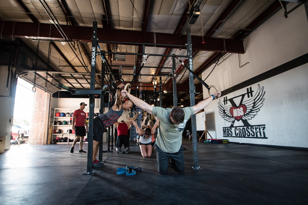 Best Way To Scale A Workout If You Don't Have Muscle Ups - Part 2