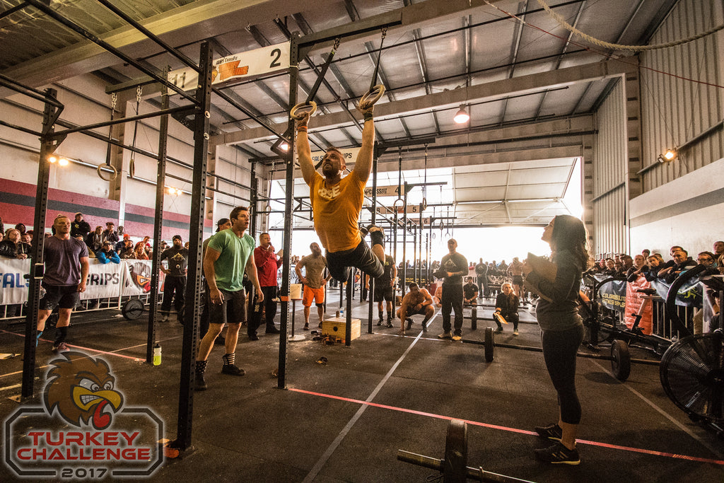 Are You Prepared For Ring Muscle Ups In The Open?