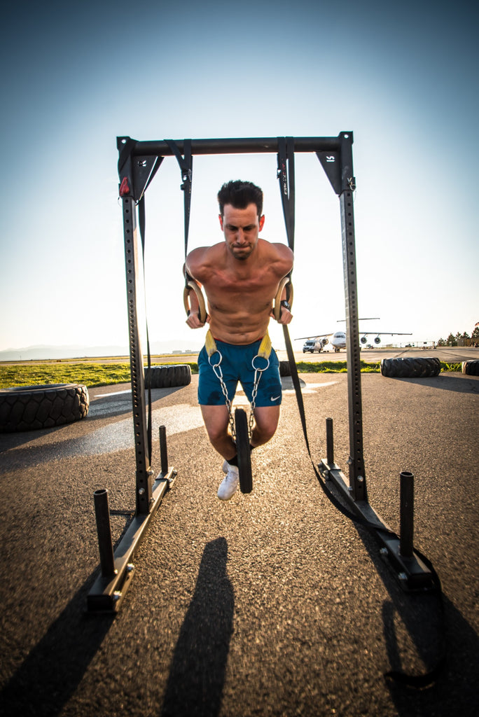 Getting Familiar With The Strict Muscle Up: Dip
