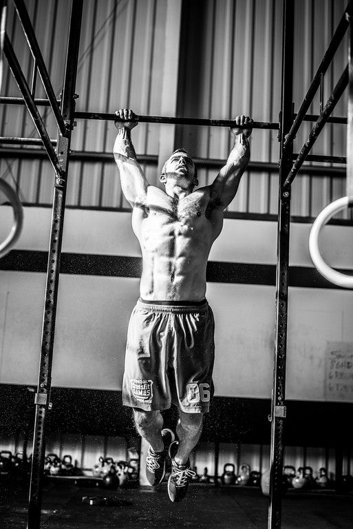 Scaling Ring Muscle Ups with Bar Muscle Ups