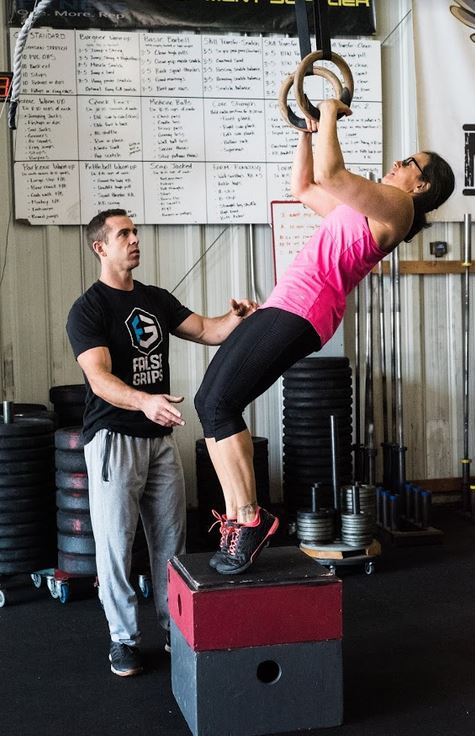 Want Ring Muscle Ups? Start Here.