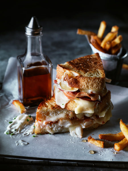 5 Ways to Ramp Up Your Grilled Cheese
