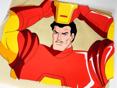 Original Marvel Animation Cel Prices Are on the Rise!