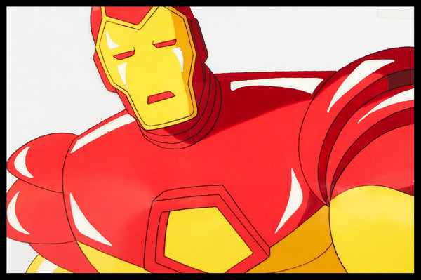 Iron-Man Animation Cels