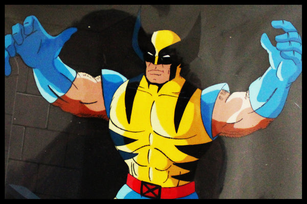 X-Men: The Animated Series Animation Cels